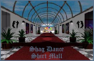 Shag Dance Shirt Mall